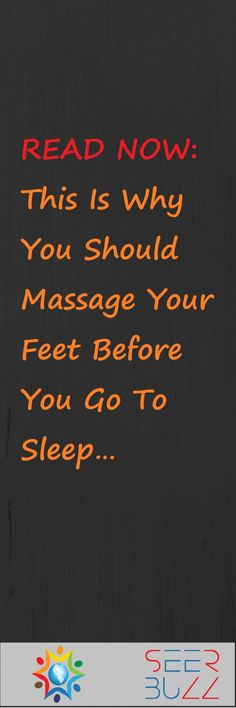 Read more @ SeerBuzz.com  #Health #Healthcare #Massage #Feet #Sleep