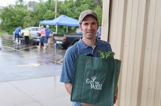 Missouri Food Pantries Help Clients Grow Their Own Produce. Bill McKelvey created Grow Well Missouri with a five-year grant from the Missouri Foundation for Health to help create more access to produce — and the health benefits that come with growing it yourself.
