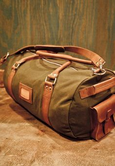 520c60270f51 Fancy - Elkton Duffle Bag Canvas Duffle Bag