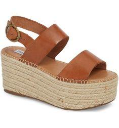 4b45e0145ce Main Image - Steve Madden Cali Espadrille Platform Sandal (Women) Platform  Shoes