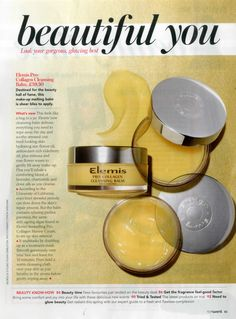 Top Sante absolutely love our Pro Collagen Cleansing Balm and call it a 'hug in a jar'! Elemis Spa, Abraham Hicks Quotes, Cornwall, Hug, The Balm, Identity, Bubbles, Skincare