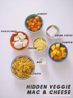 Hidden Veggie Mac & Cheese Recipe - Fat Mum Slim Source by Veggie Mac And Cheese Recipe, Mac And Cheese Healthy, Mac Cheese Recipes, Mac And Cheese Homemade, Veggie Cheese, Homemade Baby, Healthy Eating Recipes, Clean Eating Snacks, Baby Food Recipes