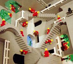 M. C. Escher is my favorite MC.