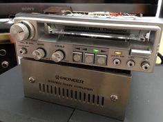 Vintage Pioneer KP 707G CAR Cassette Deck GM 40 Amplifier Restomod Camero VAN   eBay Pioneer Car Stereo, Record Players, Old Tv, Mk1, Car Audio, Old Cars, Decks, Gadgets, History