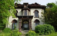 The Picturesque Style: Italianate Architecture