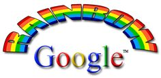 Rainbow Google - For those who like rainbows.