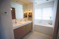 Nieuwbouw Villa Wassenaar - Van der Windt   Architect Kabaz   badkamer ideeen   design badkamers   bathroom decor   Hoog.design