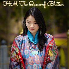 queen of bhutan instagram