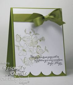 """Our Daily Bread designs """"Faith"""", """"Quote Collection 1"""" Designer Rosemary Dennis"""