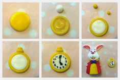 Alice in Wonderland style Hot Air Balloon Cake tutorial and recipe. Includes White Rabbit figurine with gold watch and the Cheshire Cat's face on the Hot Air Balloon.