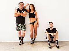 Happy Socks lança linha de roupa interior de homem e mulher | ShoppingSpirit