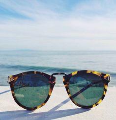 Karen Walker Womens Harvest Sunglasses