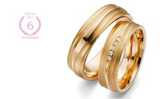 De 10 mooiste trouwringen van 2013 - Pinterested @ http://wedspiration.com.
