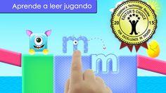 Abecedario Mario-Aprender leer: captura de pantalla Aplicaciones Para Aprender A Leer ios: https://itunes.apple.com/es/app/abecedario-mario/id1032355409?mt=8 android: https://play.google.com/store/apps/details?id=com.tucan.mario&hl=es