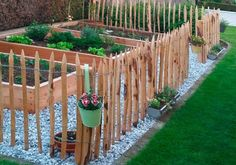 Raised Garden Beds, Country Life, Garden Projects, Deco, Home And Garden, Backyard, Outdoor Structures, Flowers, Gardens