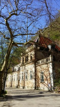 """See 75 photos and 4 tips from 1096 visitors to Băile Herculane. """"Best place in the World! Romania, Four Square, Mansions, House Styles, Manor Houses, Villas, Mansion, Palaces, Mansion Houses"""