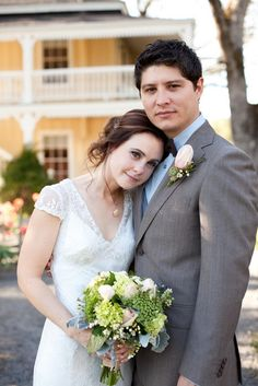 California Ranch Wedding On A Budget Julia And Luciano