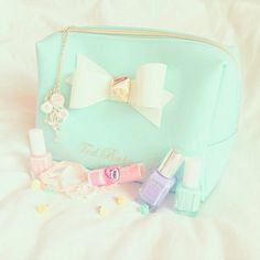 I really want a Ted baker makeup bag...