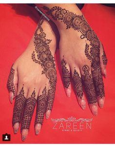 Trendy And Stunning 140 Finger Mehndi Designs For 2020 Brides Henna Hand Designs, Dulhan Mehndi Designs, Mehandi Designs, Mehndi Designs Finger, Pretty Henna Designs, Khafif Mehndi Design, Mehndi Designs 2018, Mehndi Designs For Beginners, Mehndi Designs For Girls