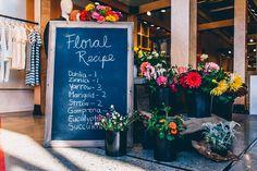Floral Workshop at Willys Detroit