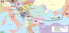 """Gas Pipeline Diplomacy"": How Ukraine Opened the Door to A New U.S.- Russia Energy War | Global Research"