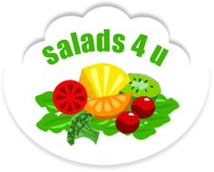 Logo for Salads4u