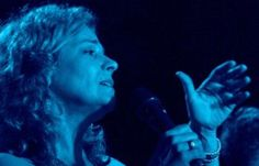 "Kimberly Ford brings the spirit of one Joni Mitchell to life tonight with her ""Celebration of Joni Mitchell"" as a benefit concert for Santa Barbara Vocal Jazz Foundation. http://sbseasons.com/datebook/a-celebration-of-joni-mitchell/ #sbseasons #sb #santabarbara #SBSeasonsMagazine #KimberlyFord #SBMusic #LoberoTheater #VocalPointJazzFoundation #JoniMitchell To subscribe visit sbseasons.com/subscribe.html"