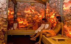 Beautiful Saunas Across The Globe (Pictures) - Best Sauna Heater Home Spa Room, Spa Rooms, Rustic Saunas, Salt Room Therapy, Himalayan Salt Room, Soul Spa, Globe Picture, Sauna Heater, Salt Cave