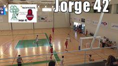 Olivar infantil A baloncesto Tecnyconta infantil A Jorge 42