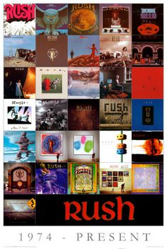 UNDER THE INFLUENCE -- After years of progressive musical anthems, and poor press, Rush finally proved the world wrong as it rose to ROCK ROYALTY!!