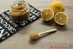 La polvere di limone è una preziosa alleata in cucina, utilissima per la preparazioni di molti piatti, sia dolci che salati!