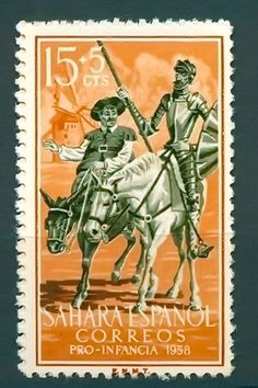 The Amorous Adventures of Don Quixote and Sancho Panza by Spanish author Don Miguel de Cervantes Saavedra in 1605.