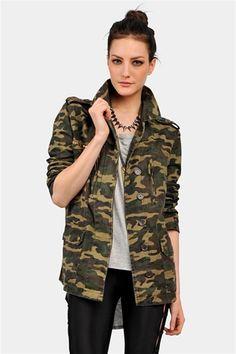 Army Army Jacket