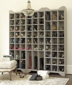 30 Cool Ideas For Storing Girls' Things - Shelterness