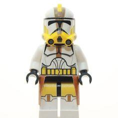 Custom Minifigur - Clone Commander Bly