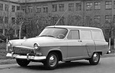 "1958 ГАЗ-22А ""Волга"" Europe Car, Soviet Union, Cars And Motorcycles, Touring, Vintage Cars, Dream Cars, Classic Cars, Van, Vehicles"