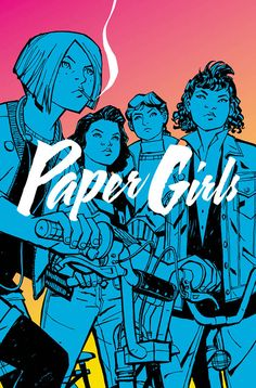 Paper Girls Volume 1 ⭐️⭐️⭐️