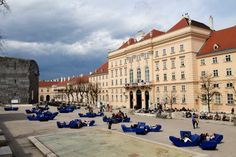 Museum Of Modern Art, Art Museum, Minimalist Interior, Large Art, The Originals, Vienna, Architecture Art, Museums, Austria