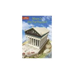 Where Is the Parthenon? ( Where Is ?) (Paperback)