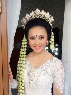 Make up wedding in sundanese look #makeup #makeupartist #makeupnatural #flawless #wickkyhalim #wickkyhalimmua #natural #mua