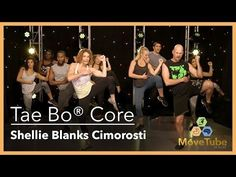 Billy Blanks Eight Minute Tae Bo® Punch Out! - YouTube