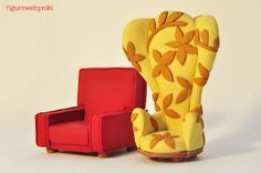 how to make Pixar up's couches