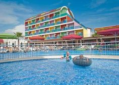 Hotel Color West, Side, Antalya, TurciaHotel Color West, Side, Antalya, Turcia Side Antalya, West Side, Color, Greece, Colour, Colors