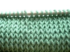 From Knitty, a great article on a traditional Scandinavian technique, Twined Knitting.