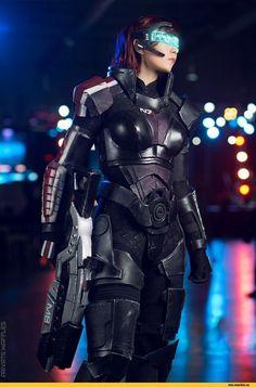 cosplay,Mass Effect,фэндомы,Femshep,Commander Shepard,ME…