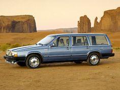 Volvo 740/760, 940/960, V90 (1985 - 1998)