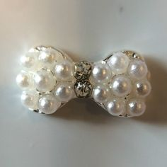 Pearl Bow #2 - $2.50