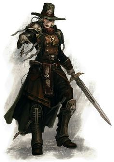 Warhammer character inspiration. Currently an investigator however end goal is witch hunter