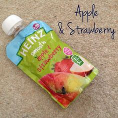 Confessions of a Secret Shopper: Mummy Monday: Review: Heinz Baby Pouches