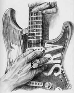 Independent films stevie ray vaughan tattoo, stevie ray vaughan artwork, s. Stevie Ray Vaughan Guitar, Steve Ray Vaughan, Guitar Drawing, Guitar Art, Rock Poster, Keith Richards, Independent Films, Jimi Hendrix, Rock Music
